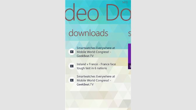 Get Tube Video Downloader for Youtube & Others - Microsoft