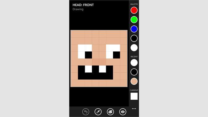 Get MC Skin Editor Microsoft Store - Minecraft server erstellen xbox one