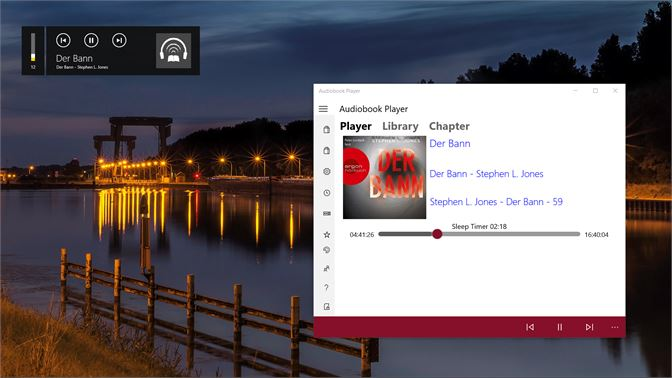 Get audiobook player microsoft store en je screenshot player and system music contols urtaz Gallery