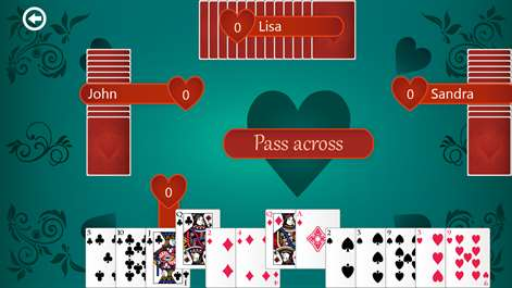 Hearts Deluxe Screenshots 1