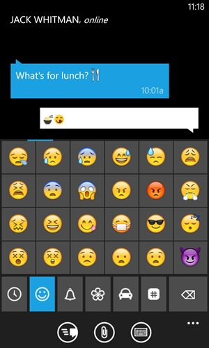 WhatsApp Beta Screenshot