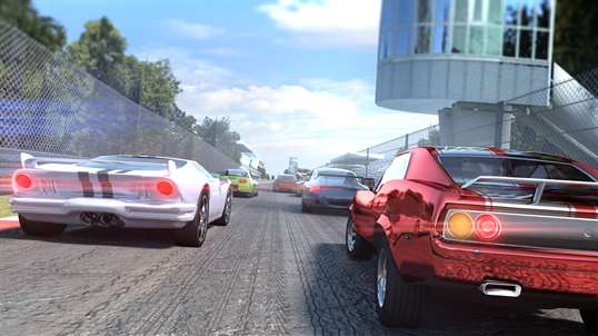 Need for Racing: New Speed Car on Real Asphalt Tracks screenshot 8