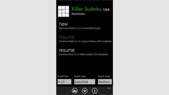 Buy Killer Sudoku - Microsoft Store