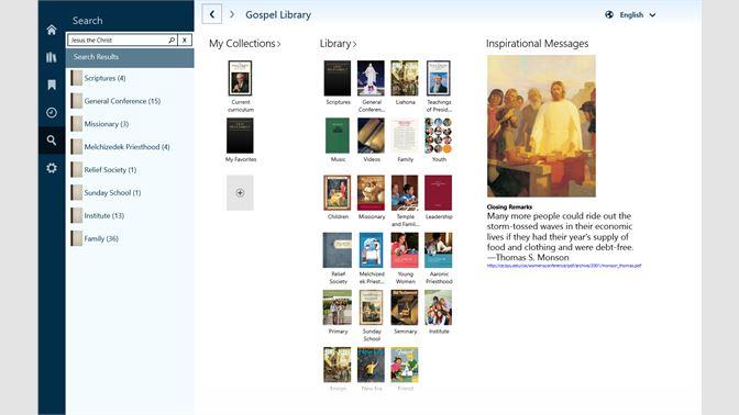 Get Gospel Library Beta - Microsoft Store
