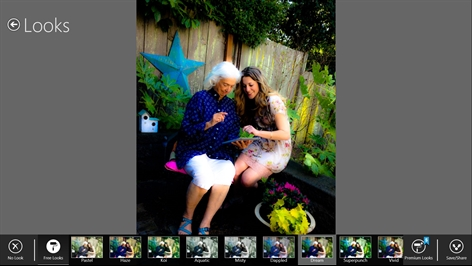 Adobe Photoshop Express Screenshot