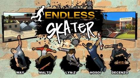 Endless Skater Screenshots 1