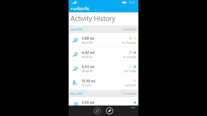 Runtastic Pro updated with new Mirror's Edge Story Run 1