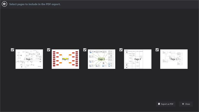 Buy flowdia diagrams microsoft store screenshot export pages to pdf ccuart Image collections