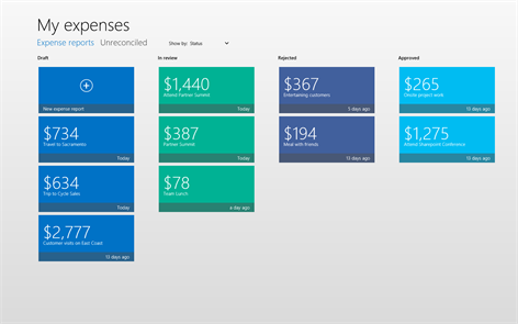 Buy Dynamics AX 2012 Expenses Microsoft Store – Microsoft Expense Report