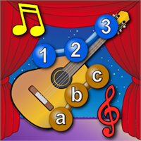 Get Kids Musical Instrument Join and Connect the Dots