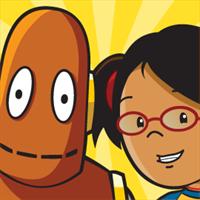Image result for brainpop logo jr