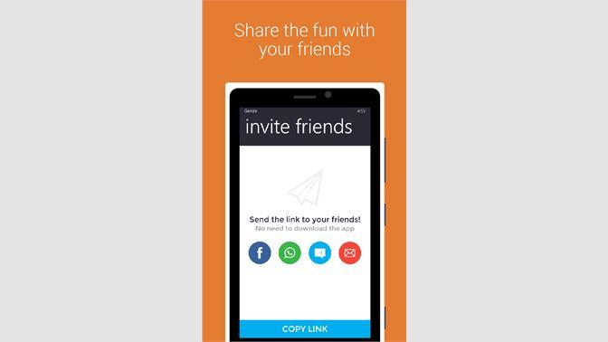 Get Ganiza: easy social planning - Microsoft Store