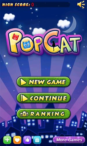 Pop Cat Screenshot