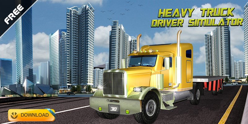 3d truck driving games free download for pc
