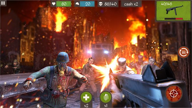 Get Dead Zombie Call: Trigger the Shooter Duty 5 (FPS