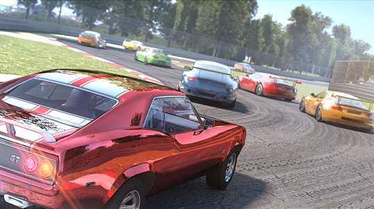 Need for Racing: New Speed Car on Real Asphalt Tracks screenshot 9