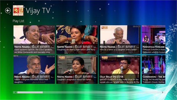 Get Tamil TV - Microsoft Store en-IN