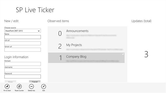 Get Sp Live Ticker Microsoft Store