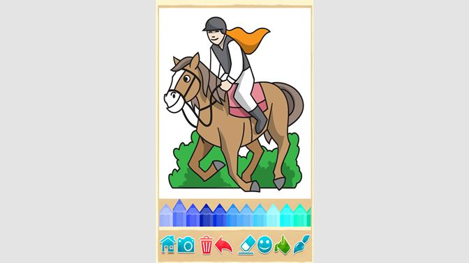 coloring book ~ Horse Coloring Bookges One Of Them Is Free ... | 378x672