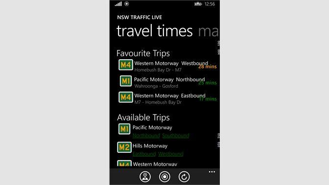 Get NSW Traffic Live - Microsoft Store
