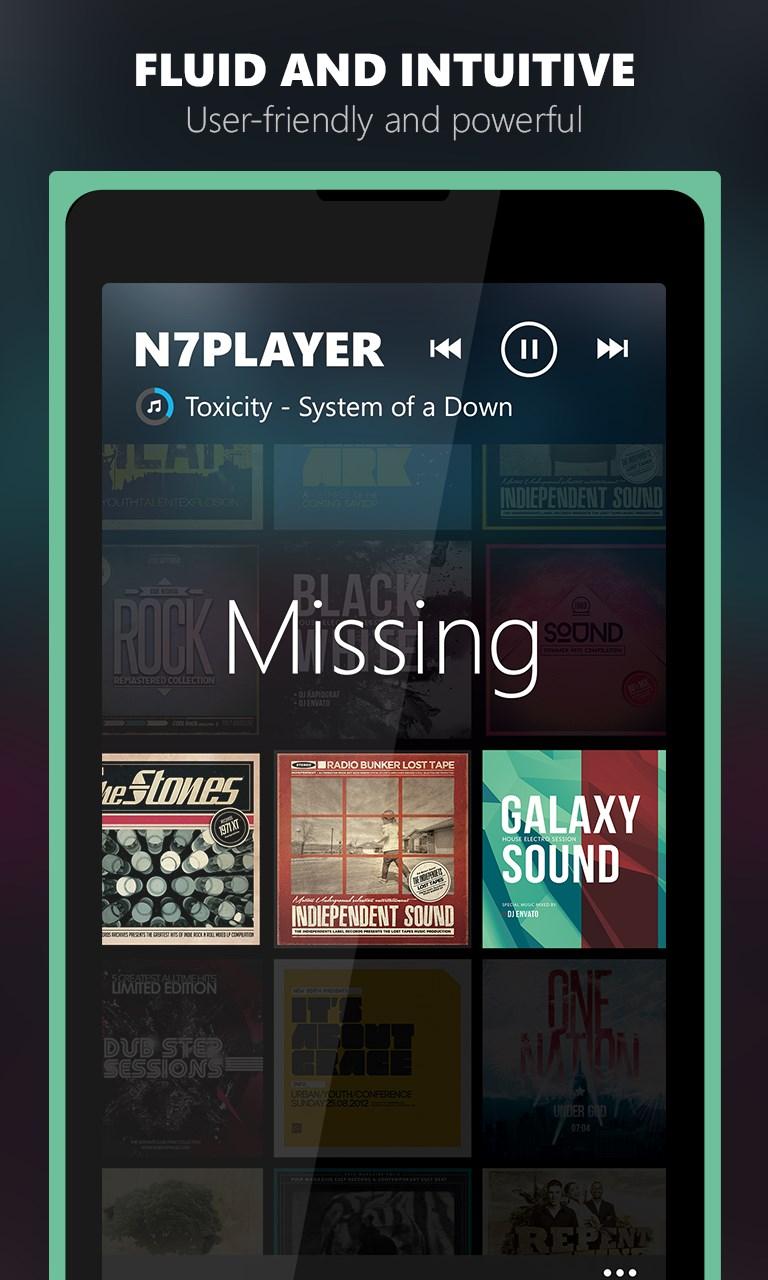 n7player Music Player