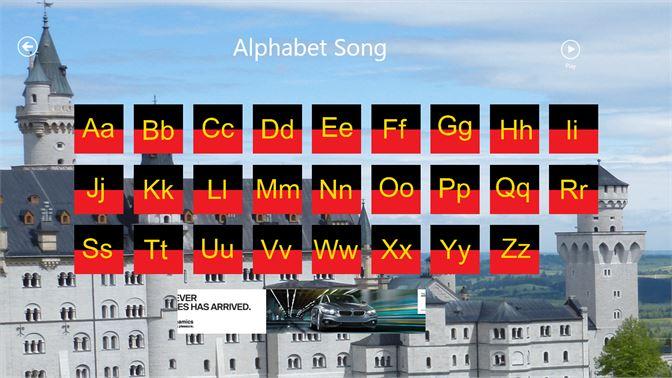 Get German Alphabet - Das Deutsche Alphabet - Microsoft Store