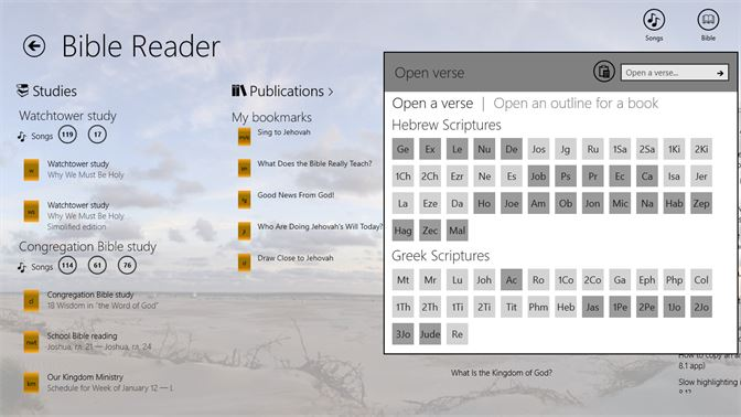 Get Bible Reader NWT - Microsoft Store