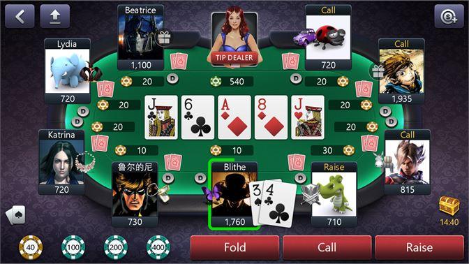 Get Texas Holdem Poker! - Microsoft Store en-GB