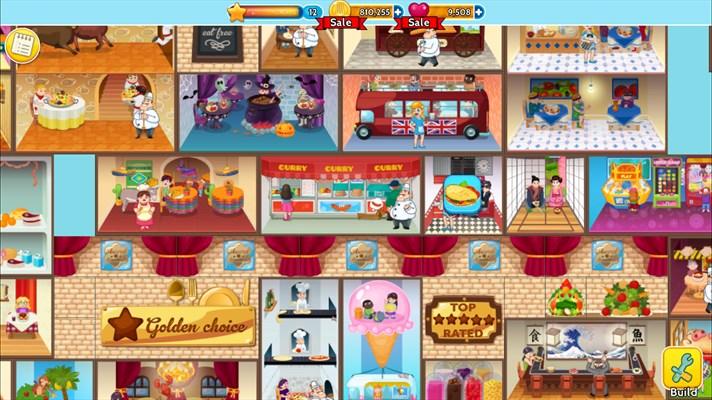 Restaurant island xap full windows phone game free