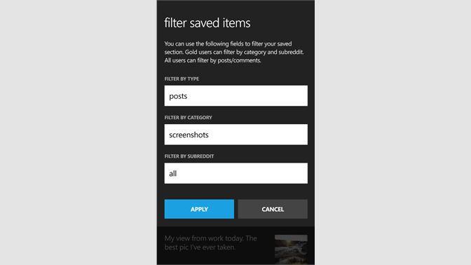Get Readit - Microsoft Store