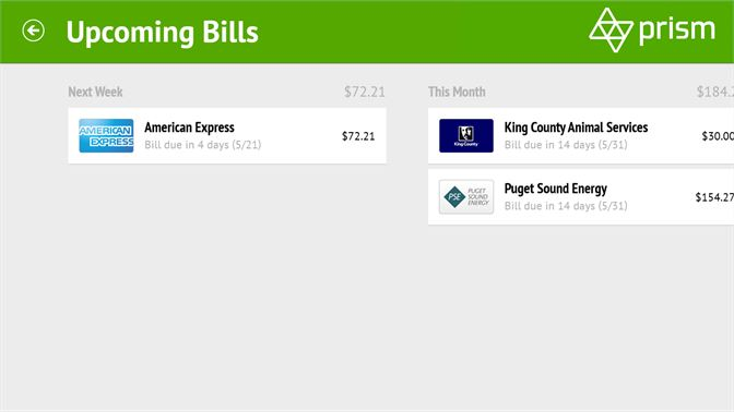 Get Prism Bill Pay - Microsoft Store