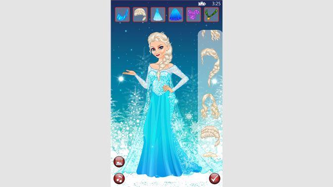 Get Dress Up Elsa Microsoft Store