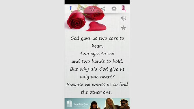 Get Love Quotes - Microsoft Store