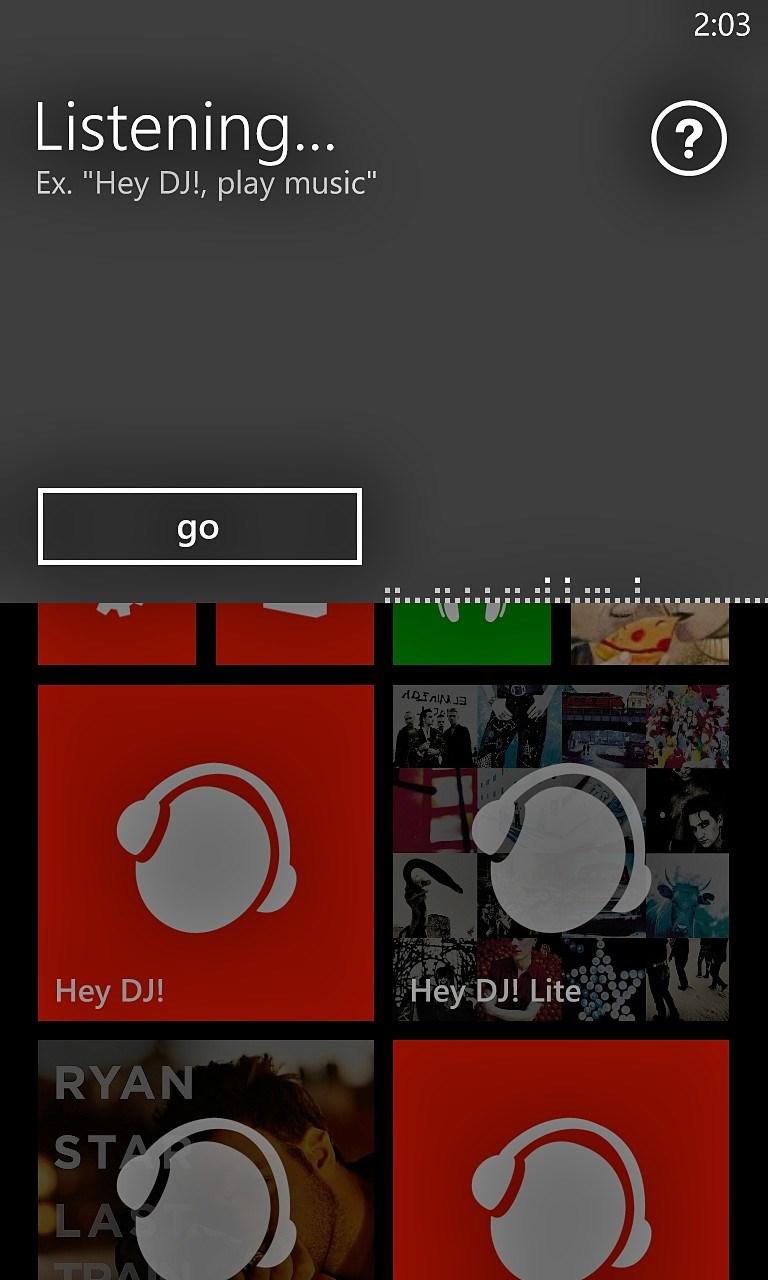 Hey DJ!