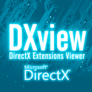 DirectX Extensions Viewer