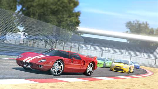 Need for Racing: New Speed Car on Real Asphalt Tracks screenshot 5