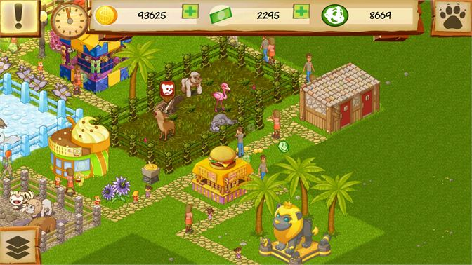 Get Animal Park Tycoon Deluxe - Microsoft Store