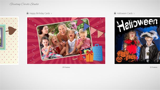 Get greeting cards studio microsoft store screenshot add more frames with in app purchase m4hsunfo