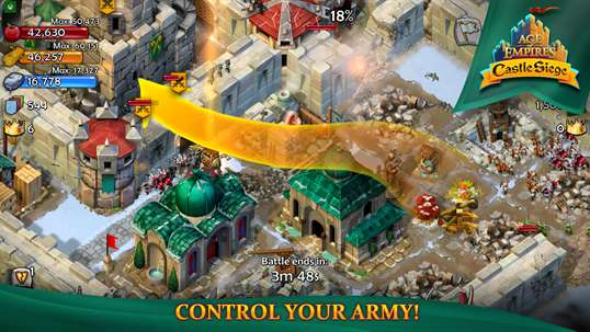 Age of Empires®: Castle Siege screenshot 1