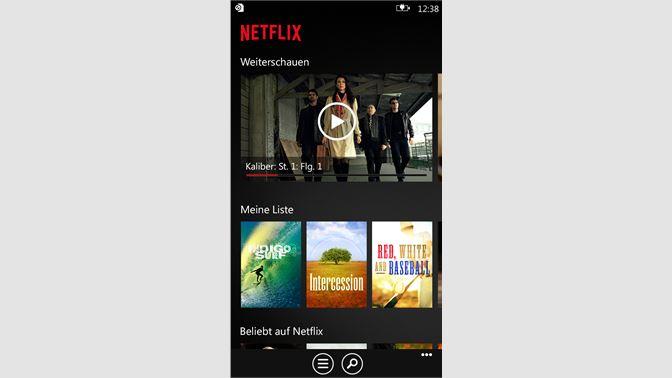Netflix Beziehen Microsoft Store De Ch