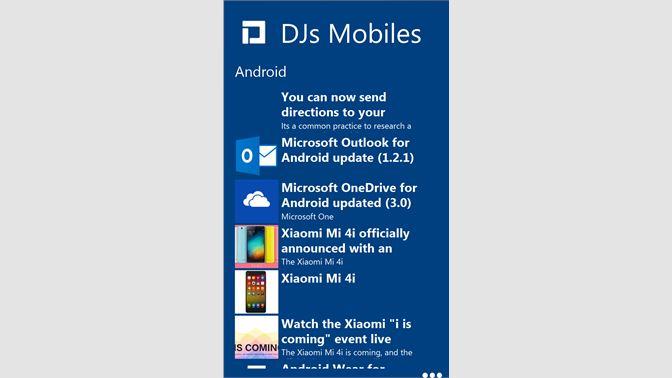 Get DJs Mobiles - Microsoft Store