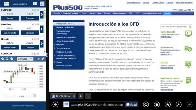 Obtener Plus500 Microsoft Store Es Ar