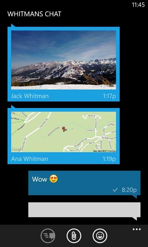 WhatsApp Screenshots 2