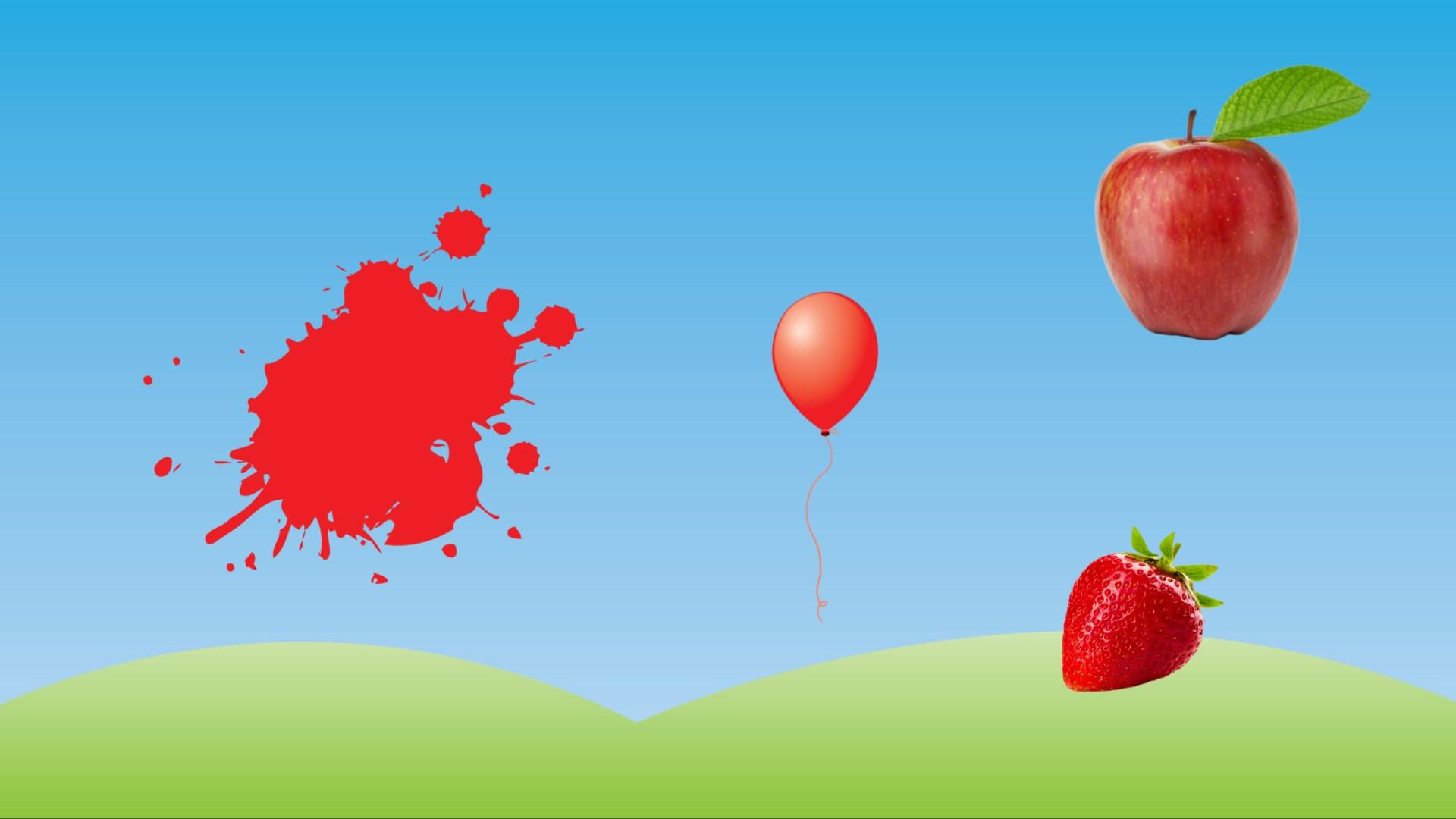 Color Splash for Kids ( Educational preschool activities in English )