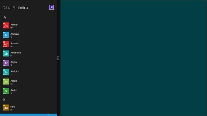 Obtener tabla peridica de los elementos qumicos microsoft store es cl capturas de pantalla urtaz Gallery