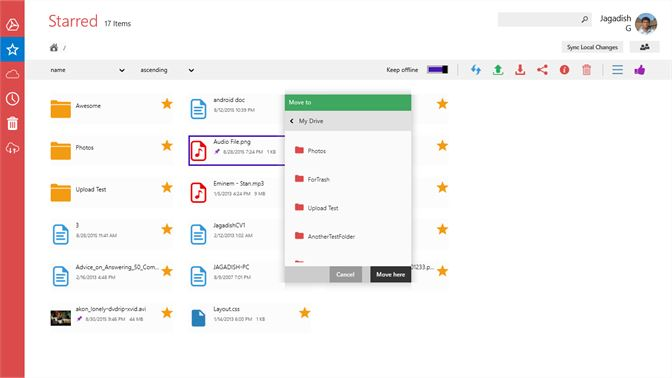 google drive for laptop windows 8.1
