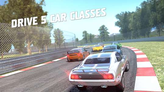 Need for Racing: New Speed Car on Real Asphalt Tracks screenshot 1