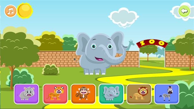 Get Baby Games Animal Sounds - Microsoft Store
