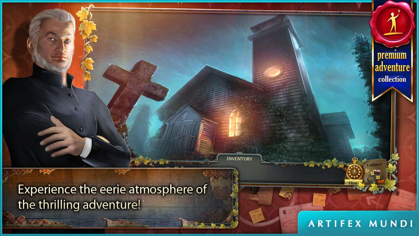 Enigmatis: The Ghosts of Maple Creek for Win8 UI full screenshot