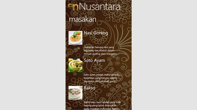 Get Nusantara Microsoft Store